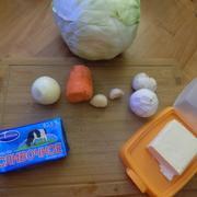 Капуста тушёная в сливочном масле и сметане. – пошаговый рецепт с фотографиями