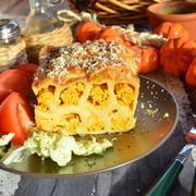 Каннеллони с тыквой и курицей. – пошаговый рецепт с фотографиями