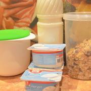 Нежный творожок с мюсли на завтрак. мой тест-драйв с lekue – пошаговый рецепт с фотографиями