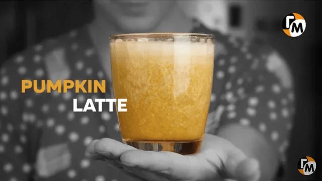 Тыквенный латте плюс тыквенное пюре за 15 минут. – пошаговый рецепт с фотографиями