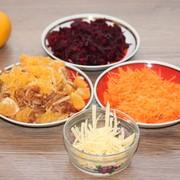 Пикантный салат «ёршик»#махеевъ_чудеса_за_полчаса – пошаговый рецепт с фотографиями