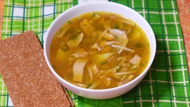Грибной суп для мужа – пошаговый рецепт с фотографиями