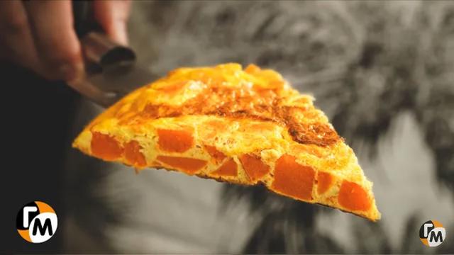 Омлет на сковороде. – пошаговый рецепт с фотографиями