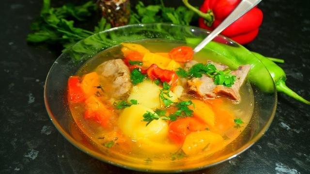 Заправочный суп шурпа-кайнатма – пошаговый рецепт с фотографиями