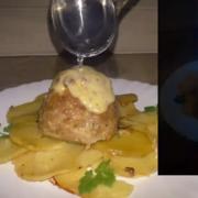 Котлеты с начинкой в духовке – пошаговый рецепт с фотографиями