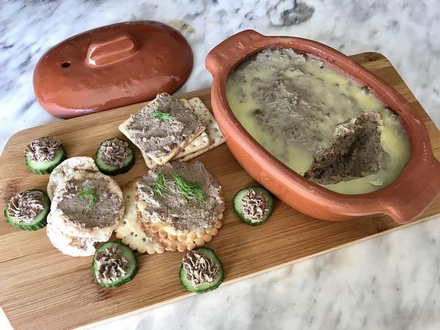 Паштет из утиной печени – пошаговый рецепт с фотографиями