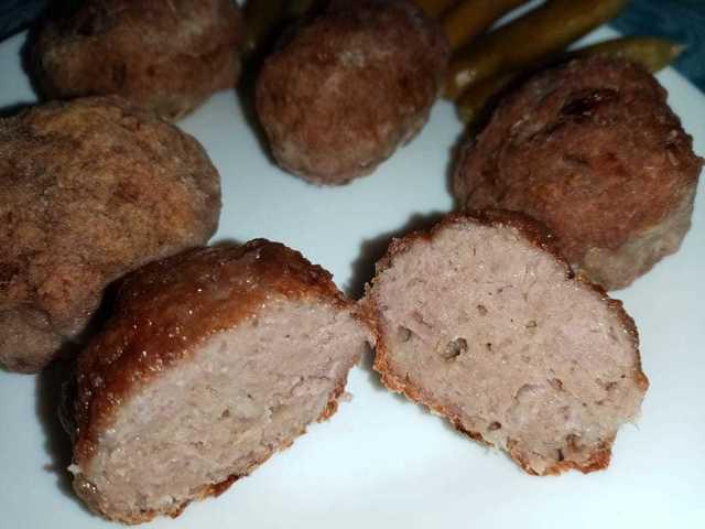 Котлеты с манкой вместо хлеба.  – пошаговый рецепт с фотографиями