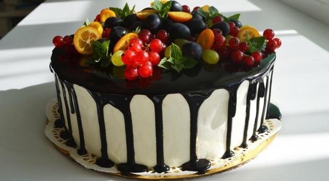 Мой любимый торт фантазия – пошаговый рецепт с фотографиями