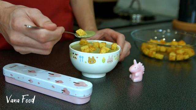 Шпинатный крем-суп – пошаговый рецепт с фотографиями
