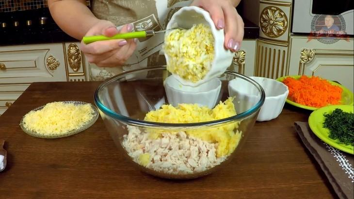 холодная закуска на праздник – пошаговый рецепт с фотографиями