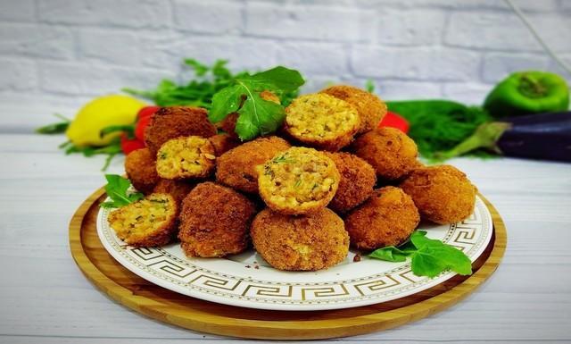 Аранчини. рисовые шарики с сыром и фаршем – пошаговый рецепт с фотографиями