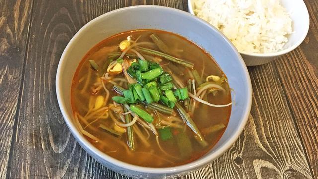 Корейский острый суп юккедян (юккеджан) – пошаговый рецепт с фотографиями