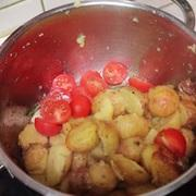 Стейк из мраморной говядины с картофелем и соусом демиглас – пошаговый рецепт с фотографиями
