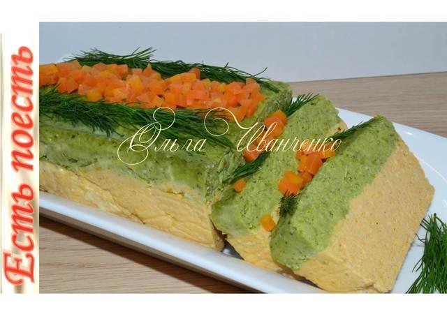 Двойная закуска на праздник  – пошаговый рецепт с фотографиями