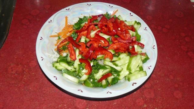 Салат из кольраби – пошаговый рецепт с фотографиями