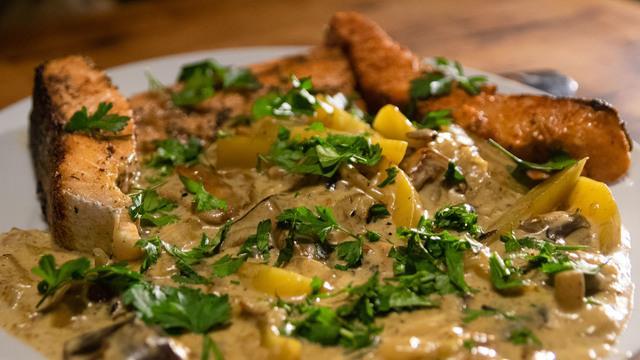 Грибной соус из польских грибов – пошаговый рецепт с фотографиями
