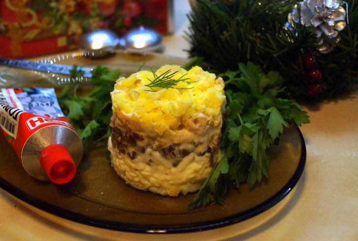 Салат белковый, вкусный и диетический. – пошаговый рецепт с фотографиями