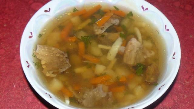 Суп с сушеными грибами – пошаговый рецепт с фотографиями
