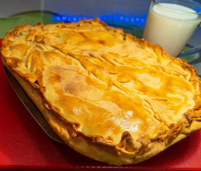 Фирменный пирог с форелью по-фински – пошаговый рецепт с фотографиями