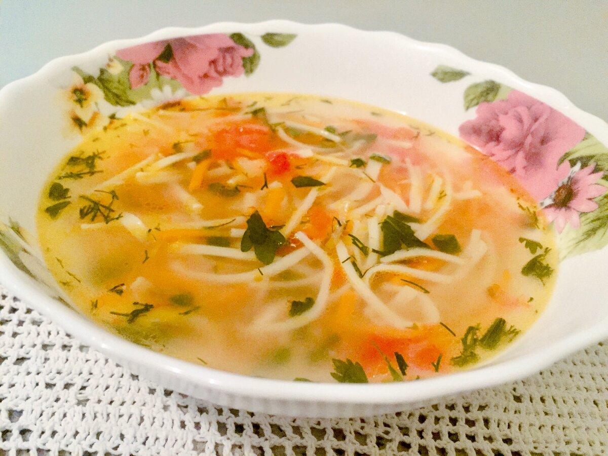 Куриный крем суп рецепт с фото удобнее