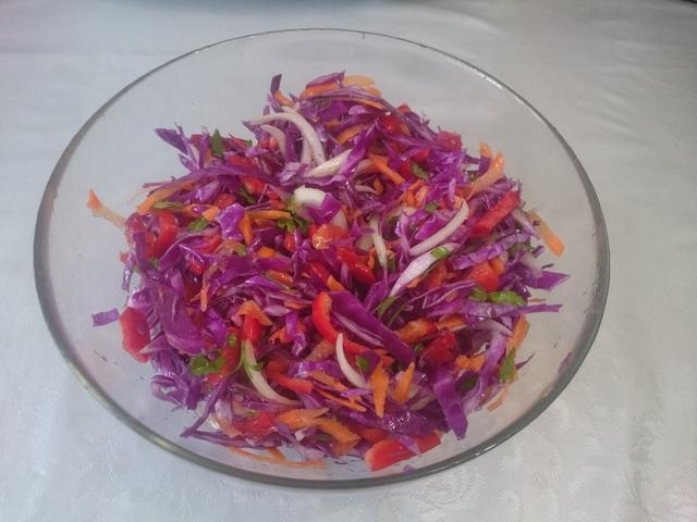 Салат молодости – пошаговый рецепт с фотографиями