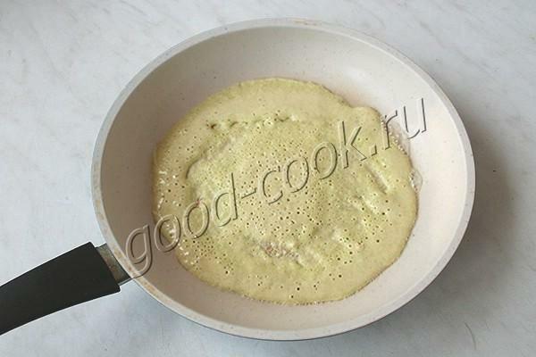 кабачковые блины (сладкие)