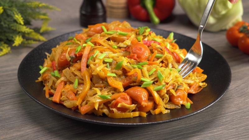 6 вкусных блюд из белокочанной капусты без мяса и колбасы