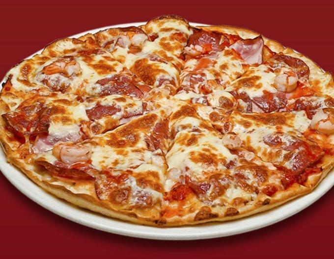 Идея для завтрака: пицца-пятиминутка
