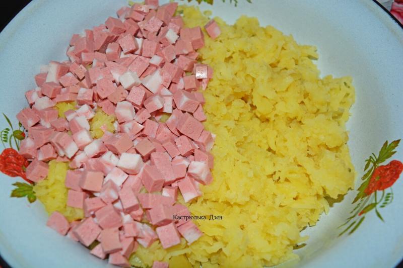Картофельные шницели – нежные, мягкие, ароматные