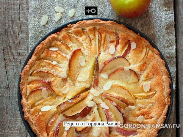Лимонный пирог - рецепт Гордона Рамзи