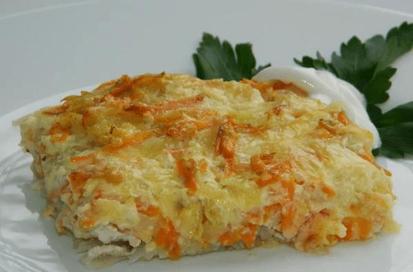 Надоело мясо, приготовим рыбу, простое вкусное блюдо.