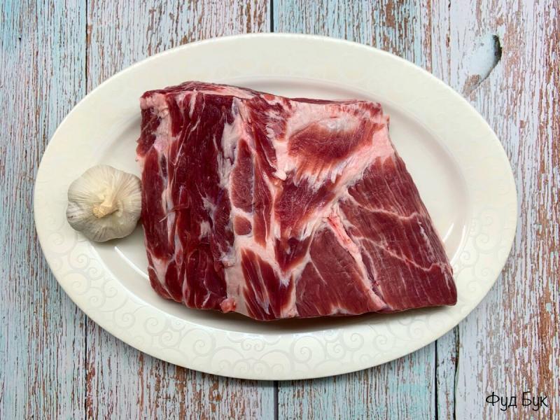 Обалденная свиная шея в духовке