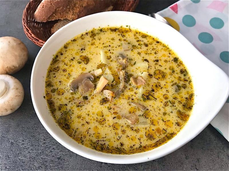 Понадобится всего 25 минут на приготовление этого супа