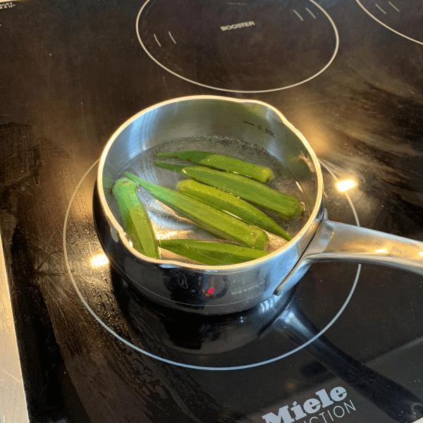 Приготовил луизианский суп Гамбо
