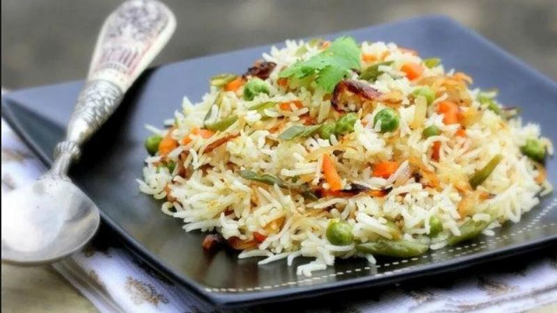 """Рис """"по-японски"""" - очень вкусный и несложный гарнир"""