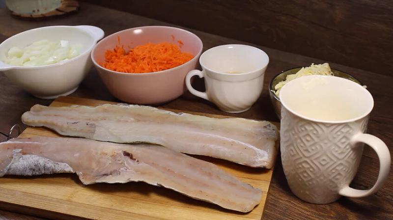 Вкусный рецепт приготовления любой рыбы.