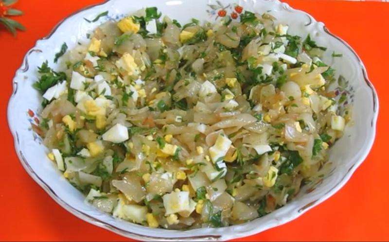 Заливной пирог с капустой: рецепт, который я люблю