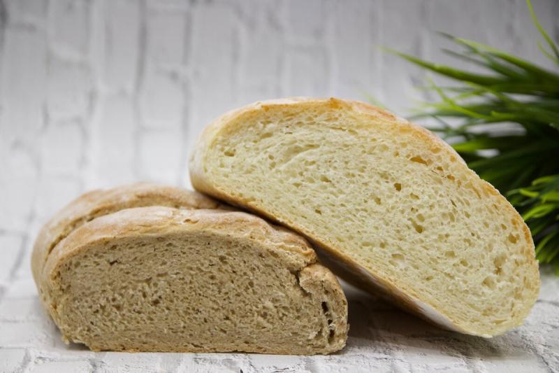 Хлеб. Домашний рецепт.