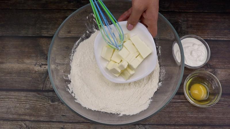 Мягкое печенье за 10 минут + выпечка
