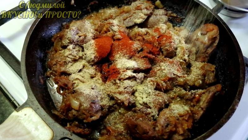 Нежнейший паштет из куриной печени