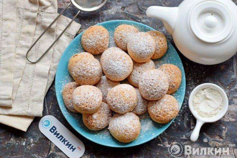 Печенье из творога и сметаны - вкусный и полезный десерт
