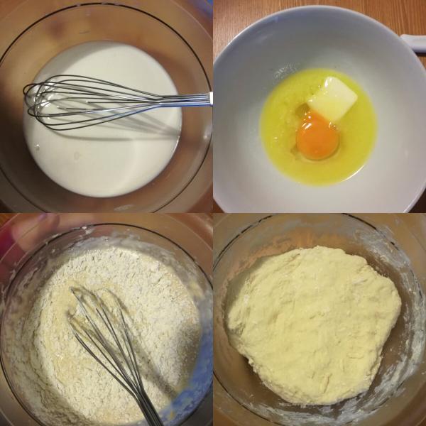 Пышные булочки с чесноком-то, что нужно к супу