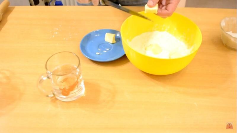 Тортилья. Домашние лепёшки на сковороде. Очень быстрый способ.