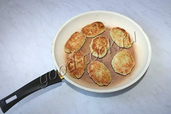 капустные котлеты (без яиц)