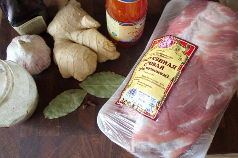 Мой лучший рецепт дешевых свиных ребрышек
