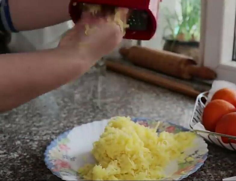 Приготовила интересное блюдо из простой картошки
