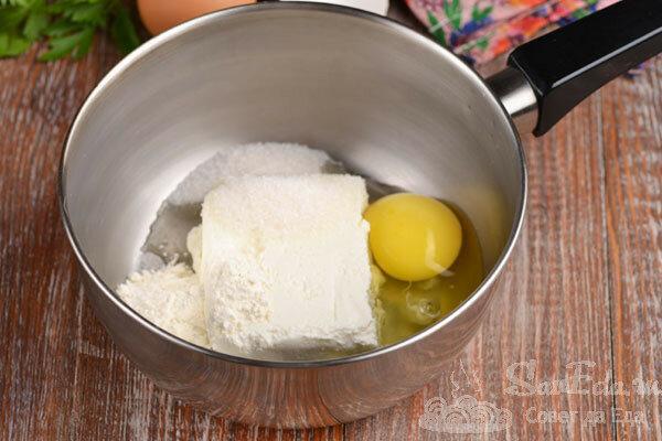 Всего за 3 минуты готовлю вкусный завтрак из творога и яйца
