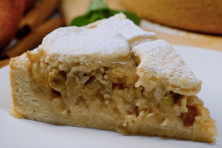 Берлинский яблочный пирог - неописуемо вкусный десерт!