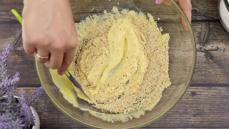 Как приготовить полезное и вкусное Печенье за 15 минут