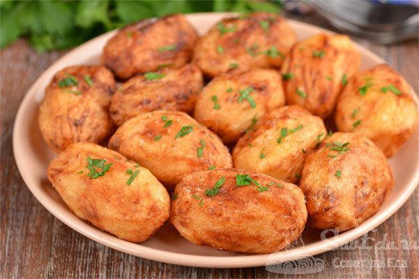 Как приготовить самый вкусный картофель на гарнир